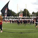 NCAA FOOTBALL:  SEP 02 Brevard at Davidson