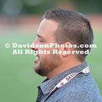 NCAA FOOTBALL:  SEP 02 Brevard at Davidson