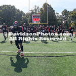 NCAA FOTBALL:  OCT 21 Dayton at Davidson