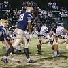 2017 Franklin Panthers Football vs Marquez Gladiators