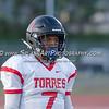 2017 Torres Toros Football vs Sotomayor Wolves