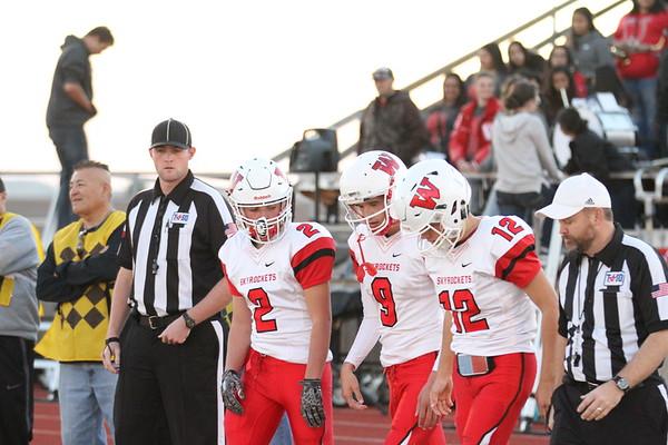 2017 Crosbyton Varsity Football