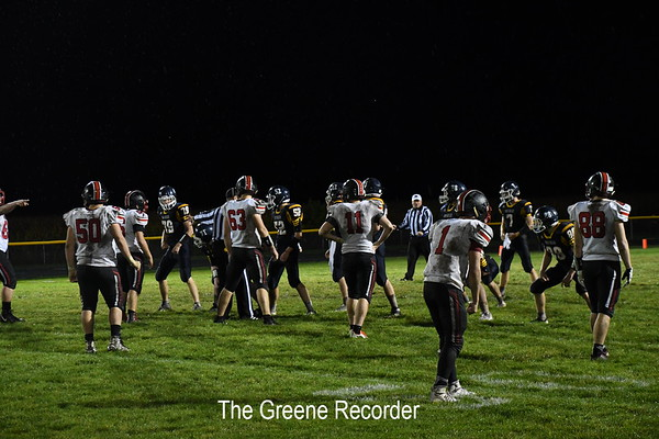 Football vs West Fork - Homecoming