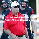 NCAA FOOTBALL:  SEP 16 Guilford at Davidson