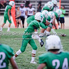 2017 Eagle Rock JV Football vs Arleta Mustangs