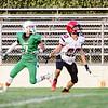 2017 Eagle Rock JV Football vs Arleta Mustangs