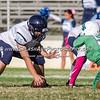 2017 Eagle Rock JV Football vs Marshall Barristers