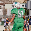 2017 JV Eagle Rock vs Wilson Mules