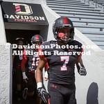 NCAAFOOTBALL:  SEP 30 Marist at Davidson