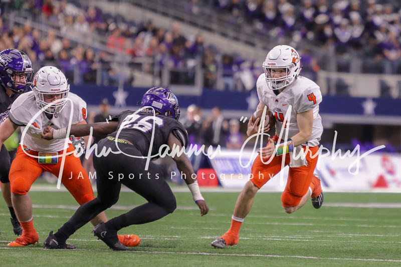 2017 UIL Football Sate Championship 5A D II Aledo at College Station