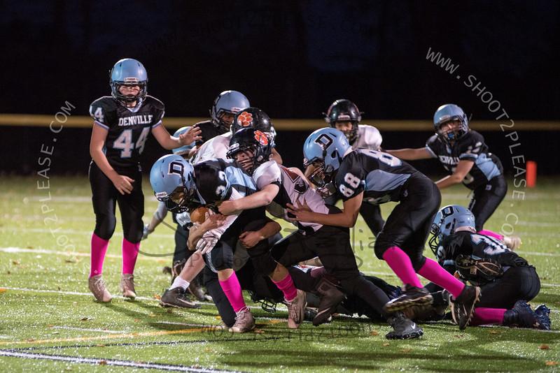 From JV_vs_Hackettstown game on Oct 28, 2017 - Joe Gagliardi Photography