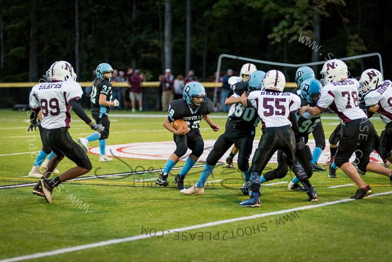 From JV_vs_Newton game on Sep 30, 2017 - Joe Gagliardi Photography