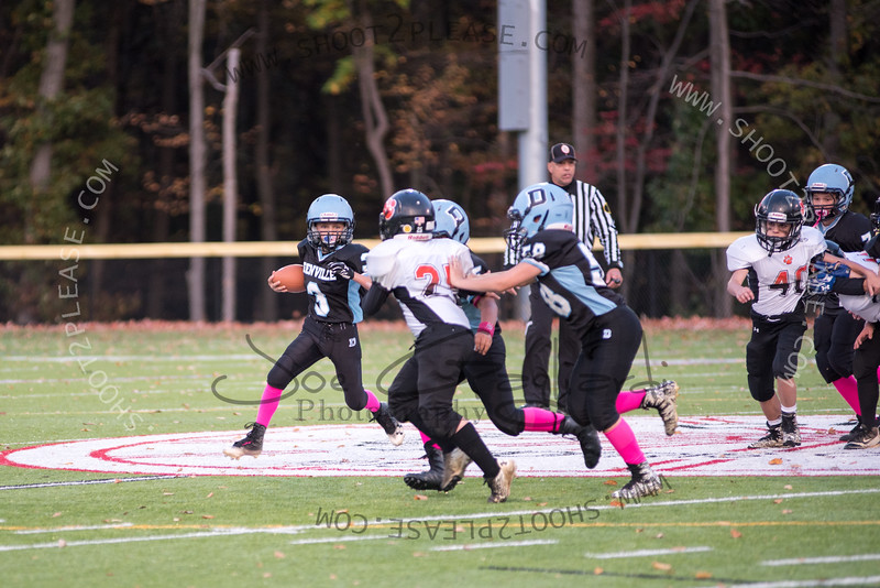 From Peewee_vs_Hackettstown game on Oct 28, 2017 - Joe Gagliardi Photography