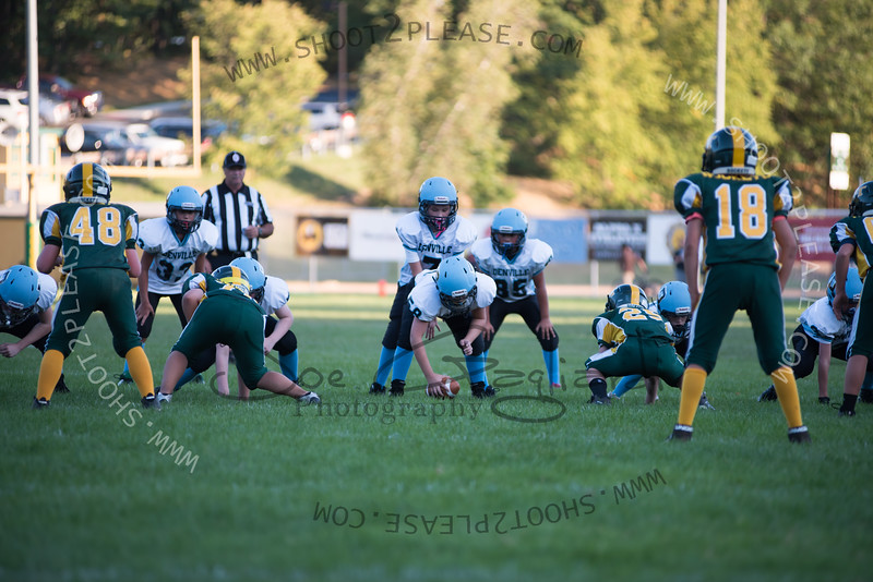 From Peewee_vs_Rockaway game on Sep 23, 2017 - Joe Gagliardi Photography
