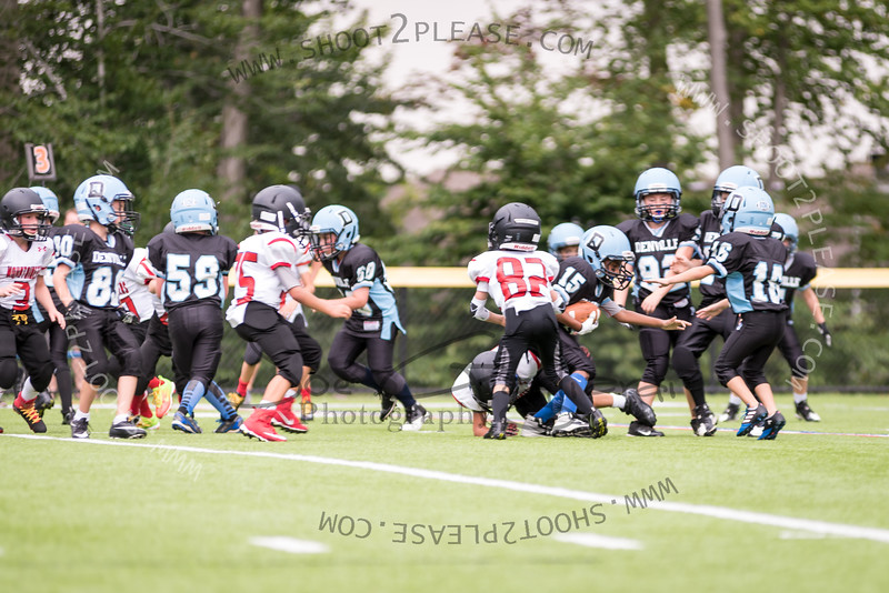 From Pre-Clinic_vs_Somerset_Hills game on Sep 16, 2017 - Joe Gagliardi Photography