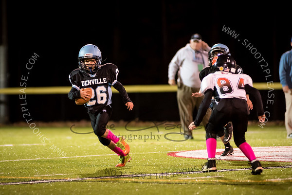 From Pre-Clinic_vs_Hackettstown game on Oct 27, 2017 - Joe Gagliardi Photography