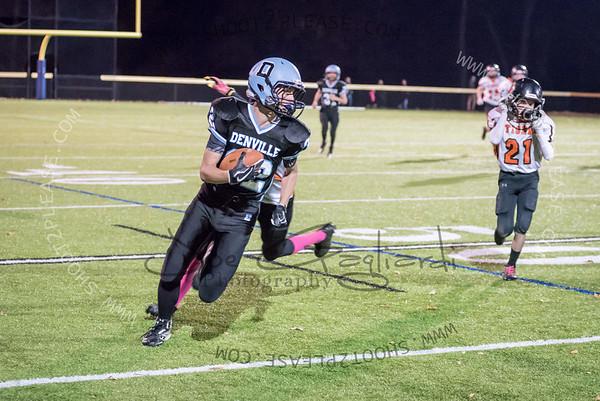 From Varsity_vs_Hackettstown game on Oct 28, 2017 - Joe Gagliardi Photography