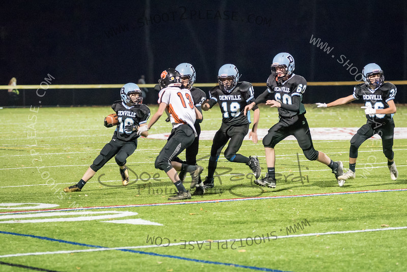 From Varsity_vs_Hackettstown game on Oct 28, 2017 - Joe Gagliardi Photography