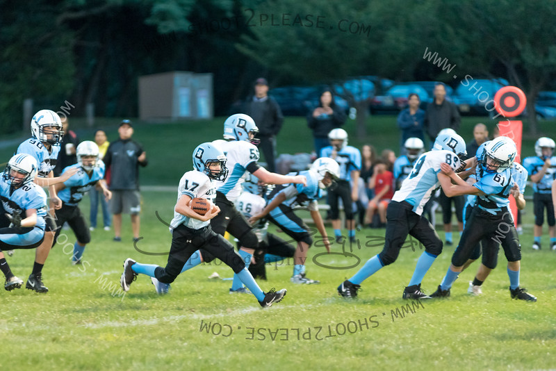From Varsity_vs_Par_Hills game on Sep 01, 2017 - Joe Gagliardi Photography