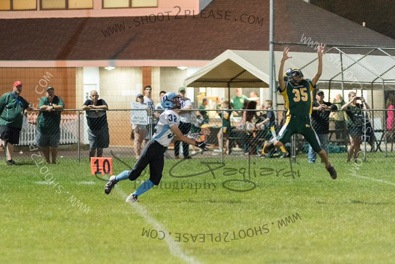 From Varsity_vs_Rockaway game on Sep 23, 2017 - Joe Gagliardi Photography