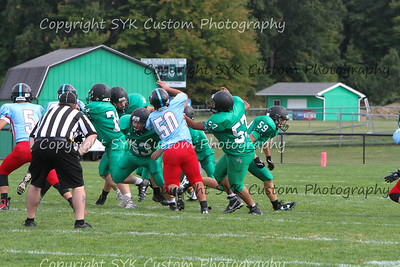 WBHS 9TH Grade Football vs Alliance-140