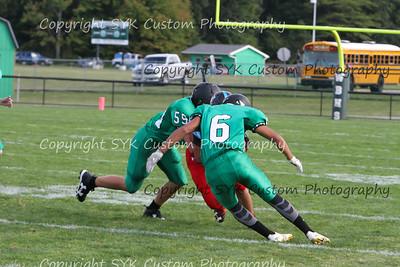 WBHS 9TH Grade Football vs Alliance-211
