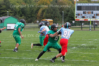 WBHS 9TH Grade Football vs Alliance-92