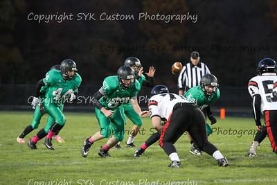 WBHS 9th Grade vs Salem-50