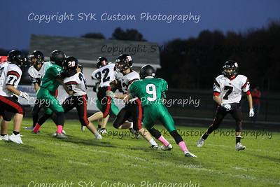 WBHS 9th Grade vs Salem-97