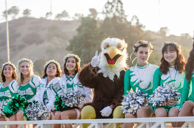 2018 Eagle Rock Homecoming Ceremony