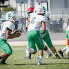 2018 Eagle Rock Football vs Arleta Mustangs