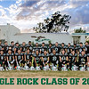 2018 Eagle Rock Football Seniors