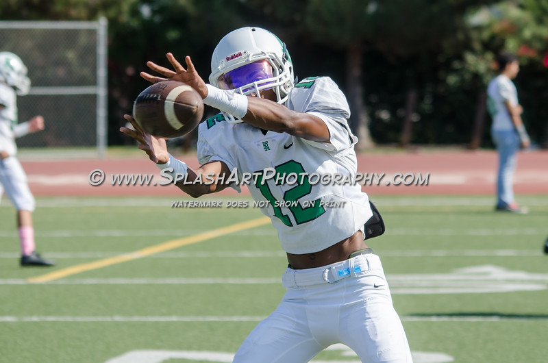 2018 Eagle Rock vs Marshall Barristers football photos