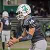 2018 Eagle Rock Football vs Palisades Dolphins