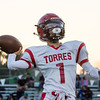 2018 Eagle Rock vs Torres Toros football photos