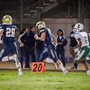 2018 Franklin Panthers vs Inglewood Sentinals football photos