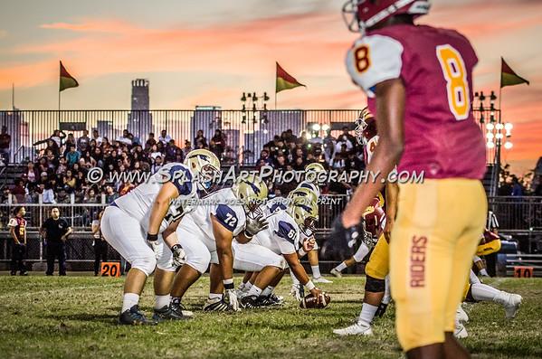 2018 Franklin Football vs Roosevelt