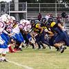 Wilson Mules Football vs George Washington Prep