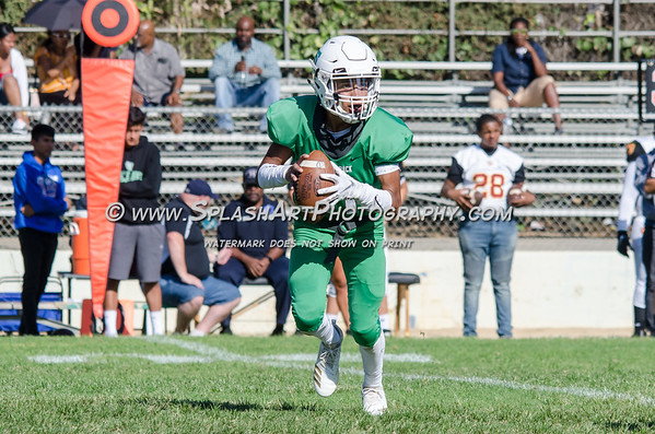 2018 JV Eagle Rock vs Fairfax Lions football photos
