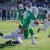 2018 JV Eagle Rock vs Fairfax Lions football photos