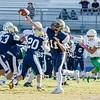 2018 Eagle Rock JV vs Franklin football photos