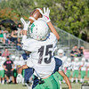 2018 Eagle Rock JV vs Franklin football photos