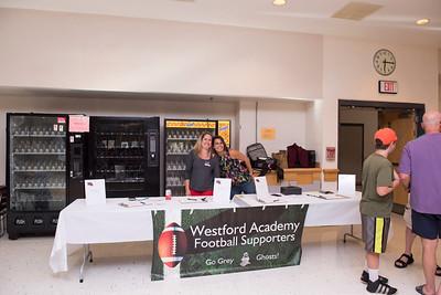 2018 Westford Academy Football