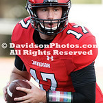 NCAAFOOTBALL:  SEP 13 Guilford at Davidson