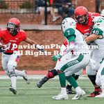 NCAAFOOTBALL:  OCT 27 Stetson at Davidson