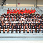 NCAA FOOTBALL:  AUG 10 Davidson Photo Day