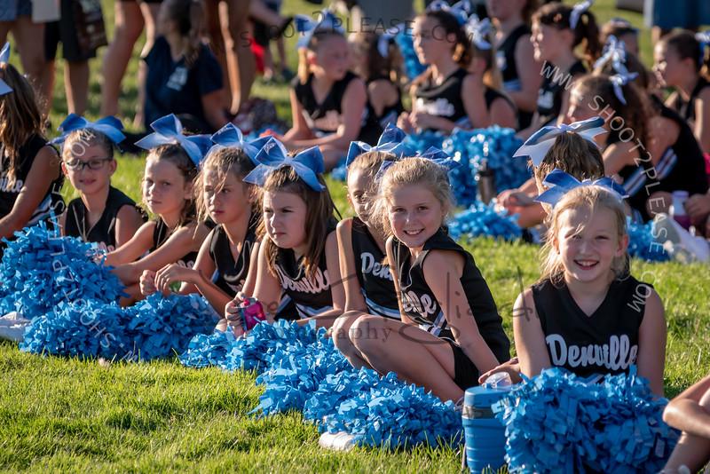 From Pep-Rally-2018 game on Aug 30, 2018 - Joe Gagliardi Photography