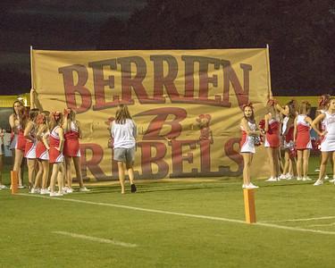 Berrien defeats Cook 30-27. All Photos Margaret Carr