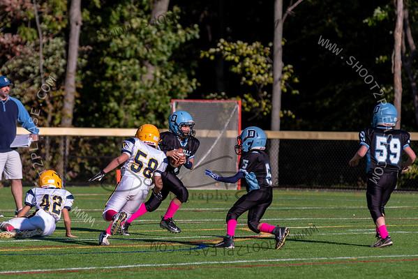 From Clinic vs Jefferson game on Oct 20, 2018 - Joe Gagliardi Photography