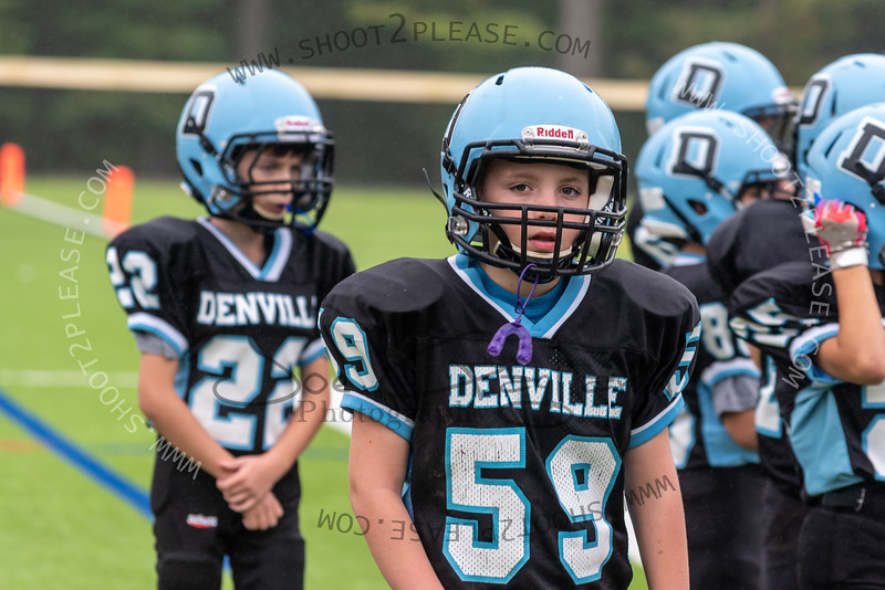 From Clinic vs Long Valley game on Oct 06, 2018 - Joe Gagliardi Photography